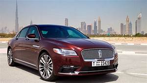 All-New 2017 Lincoln Continental Rides to Success in the ...