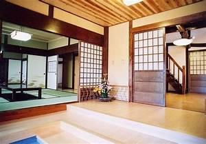 Architecture Japonaise Traditionnelle : architecture d couvrez la maison traditionnelle japonaise japon maison traditionnelle ~ Melissatoandfro.com Idées de Décoration