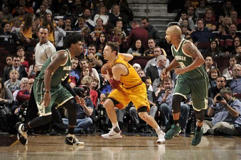 Bucks 110 Cavaliers 101: Makeshift Cavs Remain Winless In