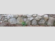 How to build a simple, cheap, garden retaining wall