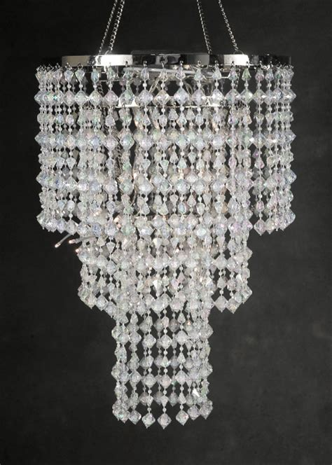 Battery Operated Chandeliers by Battery Operated Chandelier 15 Quot Led Chandelier 3 Tier