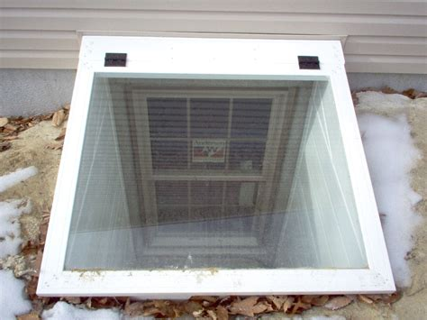 Basement Window Well Covers Charter Home Ideas