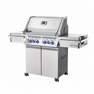 Pro Inox Nantes : barbecue gaz napoleon pro 500 infrarouge inox ~ Medecine-chirurgie-esthetiques.com Avis de Voitures