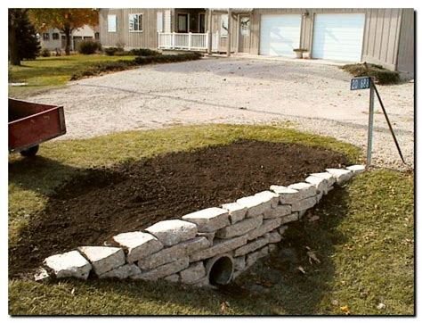 retaining wall with drainage pipe sandy and dan s culvert retaining wall page