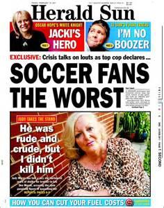 Sun Herald Newspaper Australia