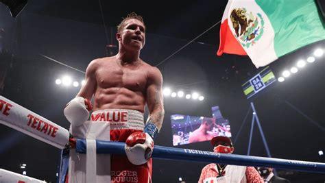 Kanelo atsakās no WBA čempiona jostas un neplāno ...