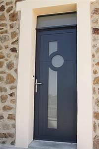 charmant porte d entree en utilisant fenetre de porte d With porte d entrée pvc en utilisant vitre fenetre