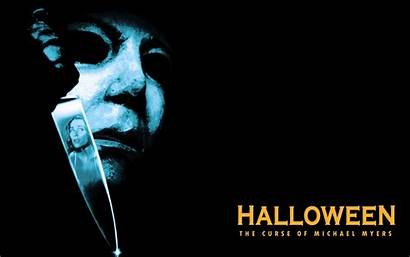 Myers Michael Horror 90s Wallpapers Curse Background