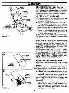 Page 6 Of Craftsman Lawn Mower 247 370251 User Guide