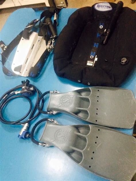 Halcyon Dive Gear by My Current Dive Gear That I Use For My Technical Diving