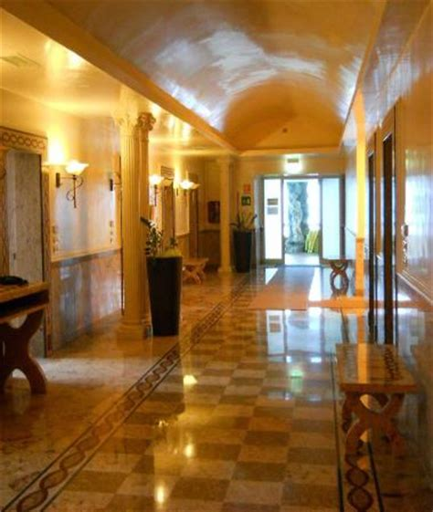 Ingresso Terme Ingresso Cure Termali Picture Of Hotel Abano Terme
