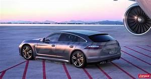 Porsche Panamera Break : porsche panamera shooting brake mondial de l 39 auto 2012 ~ Gottalentnigeria.com Avis de Voitures