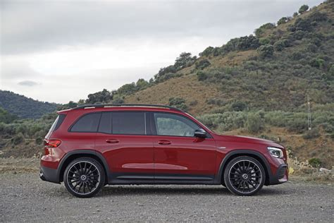 The new amg glb 35 balances the equation a bit, but at roughly $15,000 less than the amg model, the x1 holds the clear value advantage. 2019 Mercedes-AMG GLB 35 : Emotional Rescue - CarBuyer Singapore