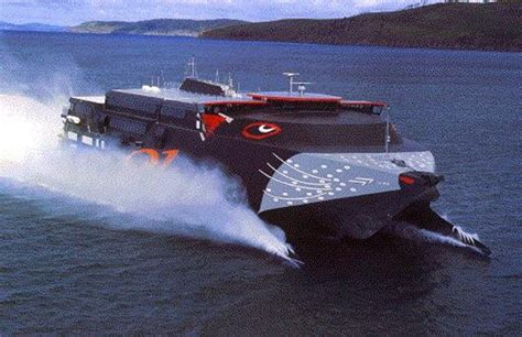 high speed sealift