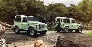 Nouveau Land Rover Defender : l ann e du defender la derni re ~ Medecine-chirurgie-esthetiques.com Avis de Voitures