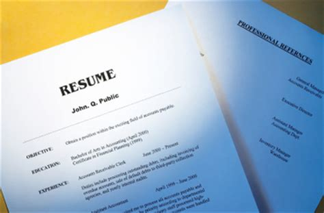 powerful words for a winning resume fastweb