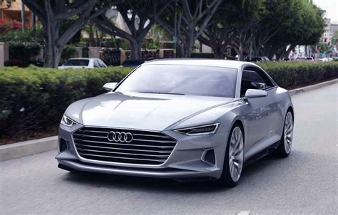 Innovative Audi A6 2018 Get Even More Agressive Doing Your