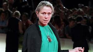 Frances McDormand Strikes Silly Poses at the Venice Film ...