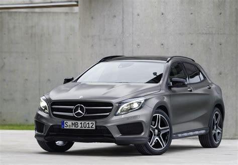 Mercedesbenz Gla Revealed, Arriving Early 2014