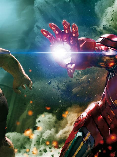 Free download 4K wallpaper Films iron man The Avengers the ...