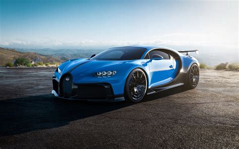 The most powerful, fastest and exclusive production super sports car in bugatti's brand history: 1920x1200 2020 Bugatti Chiron Pur Sport Car 1080P Resolution HD 4k Wallpapers, Images ...