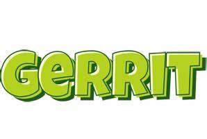 Gerrit Logo | Name Logo Generator - Smoothie, Summer ...