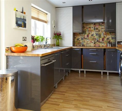 gray wood kitchen cabinets 15 warm and grey kitchen cabinets home design lover