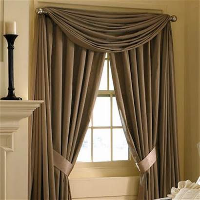 Curtains Types Interior Different Draperies Curtain Drapes
