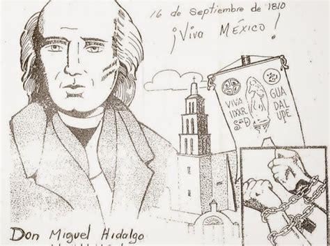 de septiembre dibujos de la independencia de mexico