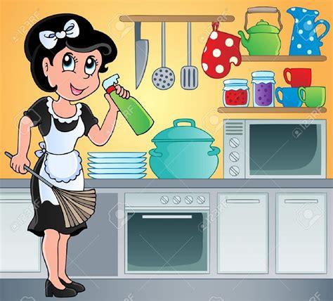 kitchen cleaning clip art  clip art