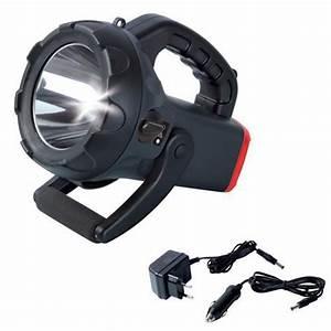 Lampe Torche Longue Portée : lampe torche rechargeable professionnelle ~ Dailycaller-alerts.com Idées de Décoration
