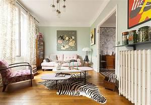 Style De Maison : vintage d co et mobilier chin s dans une jolie maison ~ Dallasstarsshop.com Idées de Décoration
