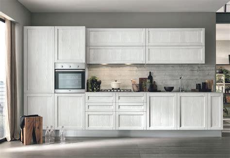 Cucine Moderne Bianche E Legno by Cucine Bianche Moderne Idee E Proposte Per Arredare La Cucina