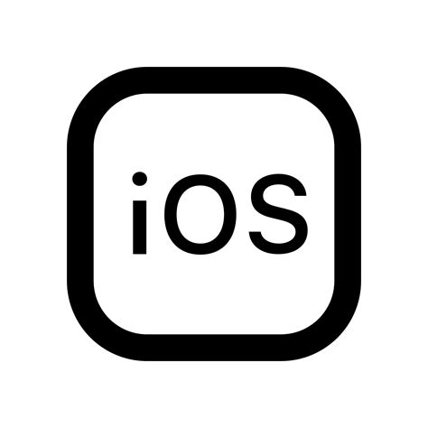 ios icon apple ios logo png transparent apple ios logo png images