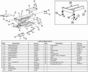 Rotary Fc5870 Parts Diagram