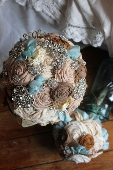 1000 Ideas About Burlap Wedding Bouquets On Pinterest