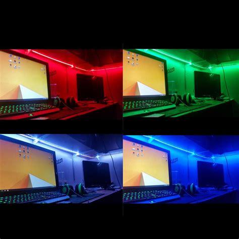 led strips rgb multi coloured 12v rgb led lights kit 5050 smd led le 174