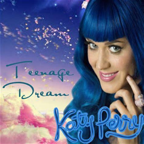 Katy Perry Teenage Dream Singles Era  Distant Designs
