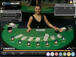 Play Live Blackjack Online PlayMillion Live Dealer Games