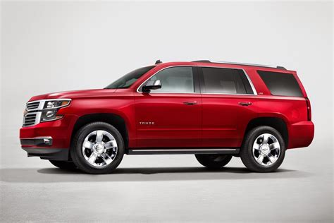 2015 Chevrolet Tahoe And Suburban Get Z71 Package This Fall