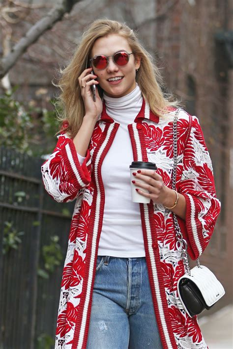 Karlie Kloss Out About New York Hawtcelebs
