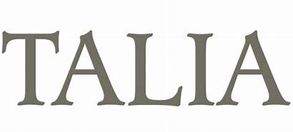 Talia Aliah Meaning Doctor