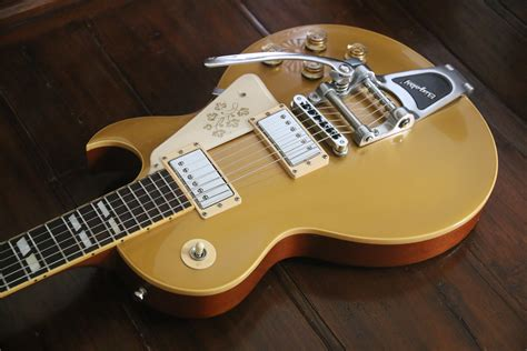 [guitar Of The Month  April 2008] Lp295 Gold Top Gibson