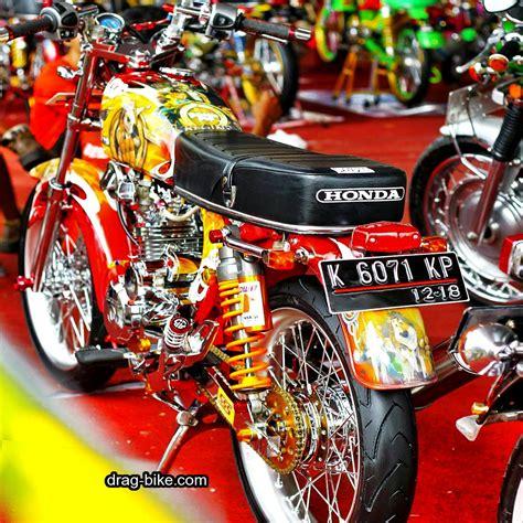 Motor Cb by 50 Foto Gambar Modifikasi Honda Cb 100 Klasik Style