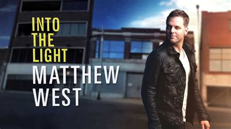 matthew west into the light matthew west quot into the light tour quot trailer fall 2013