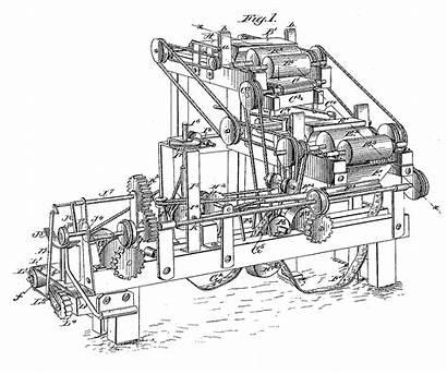 Machine Wikipedia Bonsack