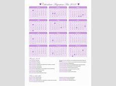 Calendario Argentina Año 2018 Feriados