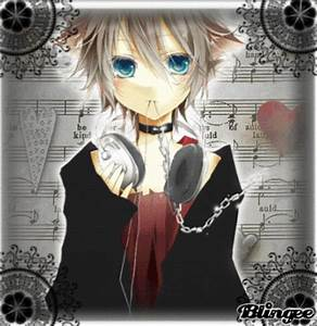 Anime Boy Music Theme Picture #131575943   Blingee.com