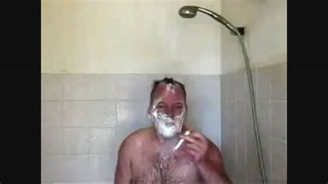 How To Smoke In The Shower - singing and in shower