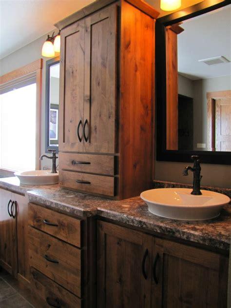 griffe für schränke waschbeckenschrank aus holz elegantes m 246 belst 252 ck im bad